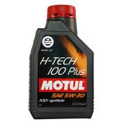 摩特(MOTUL) H-TECH100 PLUS 5W-30 全合成机油1L