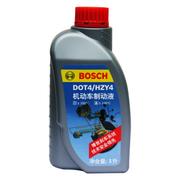 博世 刹车油/制动液/离合器油 DOT4/HZY4 1L装  单瓶