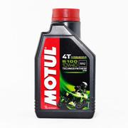 摩特(MOTUL) 5100 4T酯类半合成摩托车机油 15W50