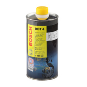博世 刹车油 制动液DOT4 德国进口 1升装 德国进口刹车油