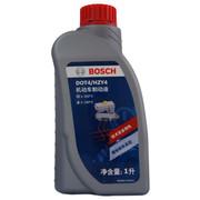 博世 刹车油1L DOT3/DOT4(干沸点230℃,湿沸点145℃) DOT4