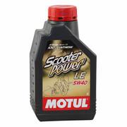 摩特(MOTUL) 踏板 绵羊专用油 5W40 1L 摩托车机油