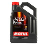 摩特(MOTUL) H-TECH Prime 5W40 全合成机油 SN 4L