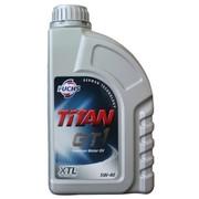 福斯 泰坦原装GT1 5W-40  纯酯类全合成机油 1L