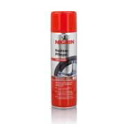NIGRIN 德国进口汽车黑亮水润轮胎蜡 轮胎光亮剂 轮胎保护剂 轮胎宝轮胎釉 防水防污