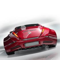 BRILA-BTO BTO进口无机镀膜 汽车镀膜 车漆镀膜 汽车镀晶特价质保最长达十年产品图片主图