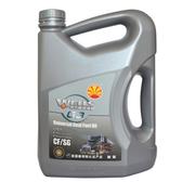 韦尔斯 G3 加氢通用机油 10W-30 CF/SG(CD/SG) 4L