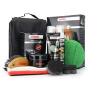 索纳克斯 汽车蜡至尊顶级 棕榈蜡+皮革镀膜高端套装包