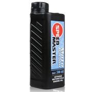 速马力(SPEEDMASTER) 日本原装进口摩托车机油超级全合成机油 5W-40 1L