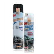 3M 汽车除味剂新车除甲醛车用空调除臭去异味烟味霉味空气净化 汽车空调管道清洗清洁剂 PN12082+12080套装