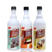 3M 高效燃油养护动力组合三件套(4合1燃油系统清洁剂+喷油嘴去胶剂+积炭清洗剂)