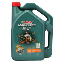 嘉实多 磁护合成润滑油 5W-40 4L SN级 半合成机油 4升/ 4L产品图片主图