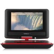 新科 EVD STD-8810 高清便携式移动DVD (红色)