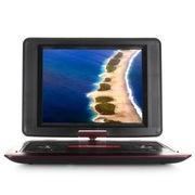 新科 EVD STD-8120 高清便携式移动DVD (红色)