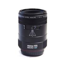 宾得 DFA MACRO100mmF2.8 WR百微防水数码单反镜头产品图片主图