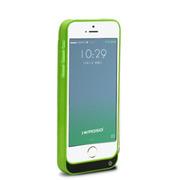 现代演绎 D5C 2200毫安 苹果iPhone5 5S 5C专用充电宝 手机壳 背夹电池 绿色 官方标配