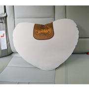 品尚车居 心型舒适抱枕 汽车抱枕 沙发抱枕 座椅抱枕 家居抱枕 单个装 绅士