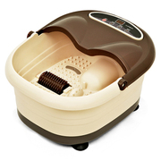 朗康 足浴盆 足浴器 数码恒温按摩洗脚盆LK-8100