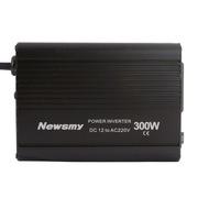 纽曼 车载逆变器12V转220V 300W 汽车电源转换器 车载电源 充电器