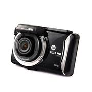 惠普 / F800g行车记录仪 高清夜视 1080P触摸屏140°广角 黑色 标配无卡
