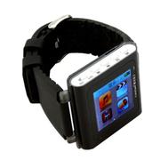 紫光电子 手表mp3  T361 8G mp4随身听音乐 智能运动手表腕表式 运动可爱MP3 黑色+送立体声耳机+充电器