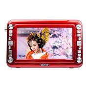 先科 视频看戏机ST-950 11寸视频播放电器扩音高清唱戏收音老人视频机 红色 加8G戏曲广场舞下载卡
