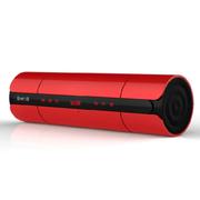 艾米尼 Aminy 无线音箱 蓝牙音箱  插卡音响 便携式音箱 海量无损音乐 红色