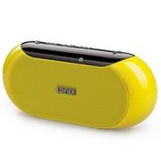 漫步者 M21 极其小巧的立体声蓝牙便携音箱 鲜黄色