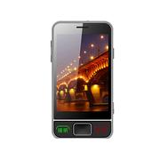 长虹 GA918 移动2G手机(骑士黑)GSM双卡双待非合约机