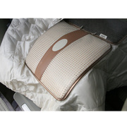 品尚车居 明珠系列 汽车舒适空调被 抱枕被 明珠白
