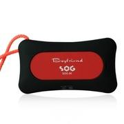 兰欣 SOG-66 创意情侣蓝牙音箱 智能手机音箱 无线电脑小音箱(男朋友款活力橙)