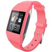 美创 智能儿童手表GPS双重定位老人防丢手表运动健康检测儿童安全卫士 粉红色