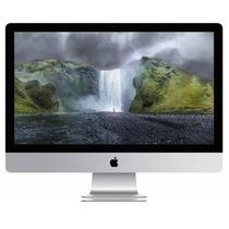 苹果 iMac MF886CH/A 27英寸 Retina 5K显示屏 一体电脑产品图片主图