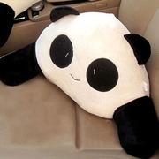 戴福瑞(De Ferry) 汽车腰靠背垫熊猫腰靠垫靠垫记忆棉 黑白色1