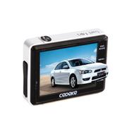 车德克 1080P高清行车记录仪 120度广角2.7寸屏幕带HDMI接口安霸系统迷你金型