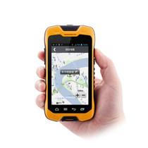 任我游 A3 户外专业三防手持式GPS+北斗导航仪 支持WCDMA/GSM 安卓系统产品图片主图