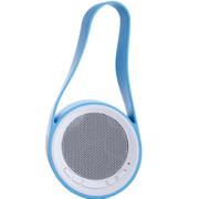 威尼徕 VELOUR电脑蓝牙音箱防水闹钟低音炮无线音响 蓝色