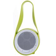 威尼徕 VELOUR电脑蓝牙音箱防水闹钟低音炮无线音响 黄色