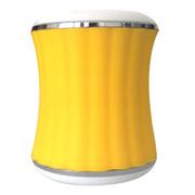 酷克斯 COOXT15小金贝 蓝牙音箱便携 支持免提通话可插卡 黄色