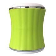 酷克斯 COOXT15小金贝 蓝牙音箱便携 支持免提通话可插卡 草绿色
