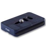 百诺 PU60/PU70 B1/B2/V1/V2  通用单反相机 快装板