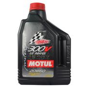 摩特(MOTUL) 300V 20W-60 双酯类全合成机油 润滑油 2L