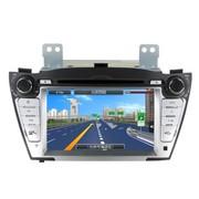 路特仕 90115 现代IX35专用DVD导航安卓智能语音导航连网后随心所欲只需动动口 (厂家直发)