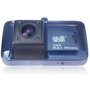 征途 C22行车记录仪 停车监控/170度超广角/1080P高清/移动侦测 标配+32G卡