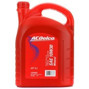 AC德科 AC德科(ACDelco)矿物质机油10W30 SJ 4L装