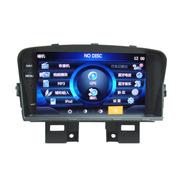 飞歌 开拓者66049E05 2013款科鲁兹车载专用DVD汽车导航一体机无损安装