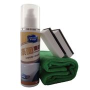 车优友 白车漆面发黄专用翻新剂 污渍去除蜡 水垢氧化物清除剂 白又白 套装