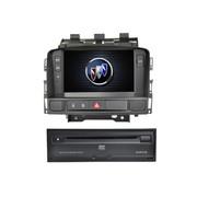 卡仕达 D116平台 别克英朗 专车专用导航车载DVD导航一体机CA155-T 导航+礼包