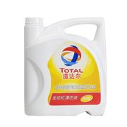 道达尔 T0TAL汽车发动机内部清洗剂 除积碳 润滑系统清洗油 4升