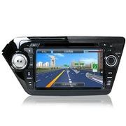路特仕 90175 起亚K2专用DVD导航安卓智能语音导航连网后随心所欲只需动动口 (厂家直发)